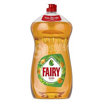 Fairy Lavavajillas a mano ultra aroma naranja 1,5 l