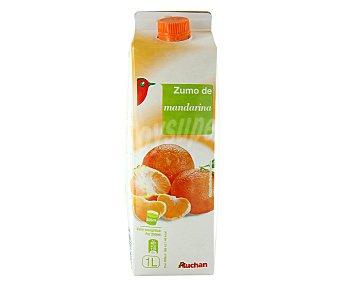 Auchan Zumo mandarina 1 litro