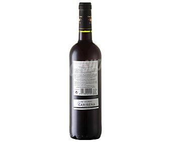 Marques de Tosos Vino tinto crianza, tempranillo, garnacha y cabernet sauvignon con denominación de origen Cariñena Botella de 75 centiliros