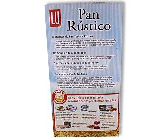 """Lu Pan tostado rústico """"sol de Espiga"""" 240 g"""