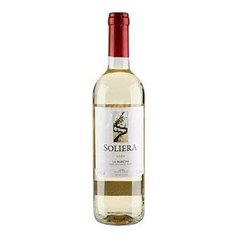 SOLIERA Vino blanco D.O. La Mancha 75 cl
