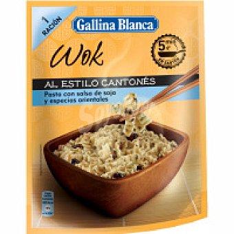 Gallina Blanca Wok Cantones Sobre 90 g