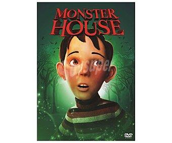 Sony Monster House, 2017, película en Dvd. Género: animación, aventura, familiar. Edad: + 7 años