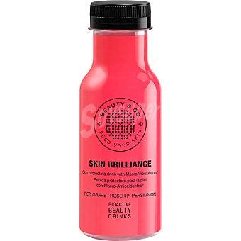 BEAUTY & GO SKIN BRILLIANCE bebida protectora para la piel con Macro-Antioxidantes botella 25 cl