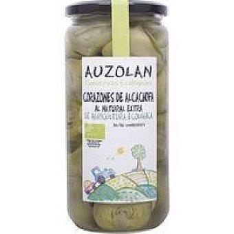 Auzolan Alcachofas naturales ecológicas Frasco 400 g