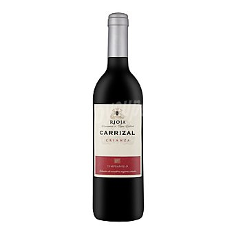 Carrizal Vino D.O. Rioja tinto crianza 75 cl