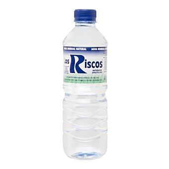 Los Riscos Agua mineral natural 50 cl