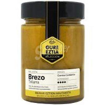 Gure Eztia Miel de brezo selección Frasco 400 g