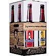 Cerveza artesana de Tarragona Pack 4 botellas 33 cl Rosita