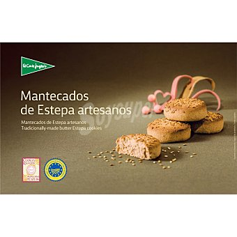 El Corte Inglés Mantecados artesanos estuche 300 g Estuche 300 g