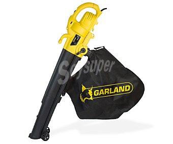 Garland Aspirador-soplador con motor eléctrico con potencia de 2600W y función trituradora 1 unidad