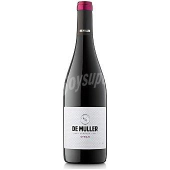 Muller Vino tinto Syrah 75 cl