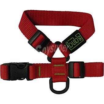 Bub's Arnés para perro color rojo medida 20 mm 1 unidad