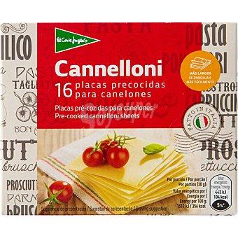 Aliada Canelones precocidos 16 placas Envase 125 g