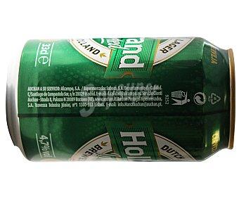 HOLBRAND Cerveza Lata de 33 centilitros