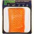 Lomitos de salmón fresco al punto de sal Bandeja 200 g La balinesa