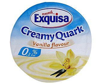 Exquisa Queso fresco batido sabor vainilla Envase 500 g
