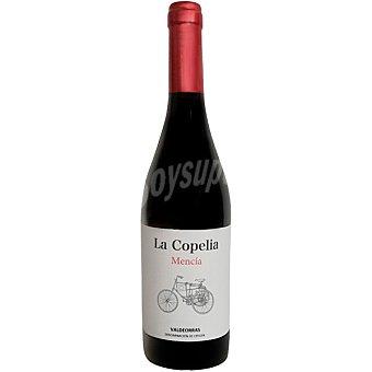 La copelia Vino tinto mencía D.O. Valdeorras botella 75 cl botella 75 cl