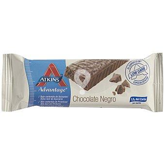 Barrita crunch chocolate negro