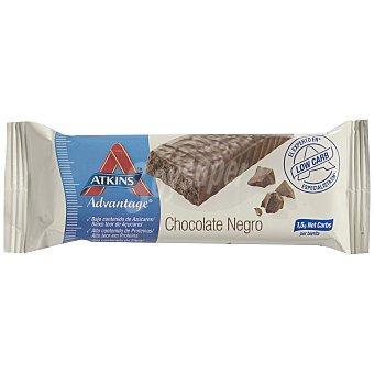 Atkins Barrita crunch chocolate negro 60 g