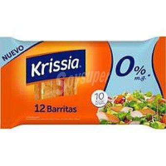 Krissia Barritas de surimi 0% materia grasa Bandeja 180 g
