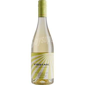 Sardasol Vino blanco chardonnay Botella 75 cl