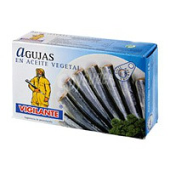 Vigilante Aguja en aceite vegetal Lata 120 g