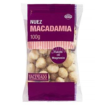 Hacendado Nuez macadamia Paquete 100 g
