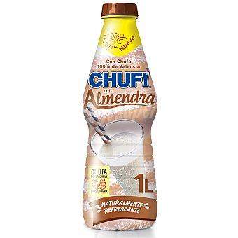 Chufi Bebida de chufa con almendra sin gluten sin lactosa Botella 1 l