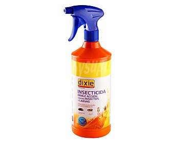 Dixie Insecticida especial insectos y larvas de doble acción 750 ml