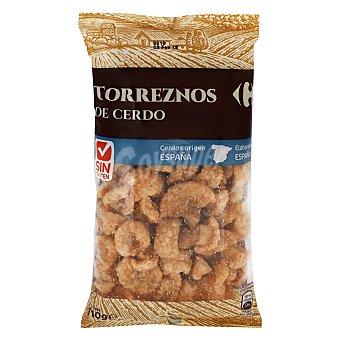 Carrefour Torreznos - Sin Gluten 110 g