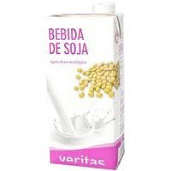 Veritas Bebida de Soja Brik 1 litro