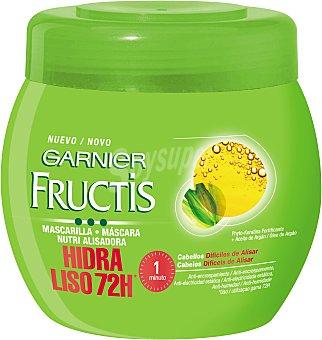 Fructis Garnier Mascarilla hidra-liso 400 ML