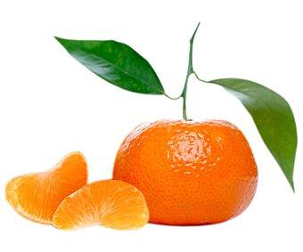 FRUTA Mandarina Malla de 2 kilogramos