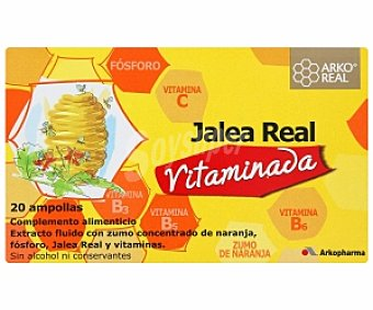 ARKOREAL Jalea Real vitaminada 15 ml