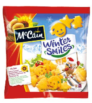 Mc Cain Winter smiles 650 g