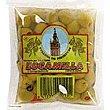 Aceitunas verdes manzanilla rellenas de pasta de pimiento 200 g Escamilla