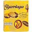 Galletas rellenas con crema de chocolate La Campana (pack 3 x 240) estuche 720 g Estuche 720 g Elgorriaga
