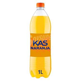 Kas Refresco de naranja con gas Botella 1 l