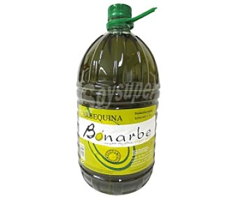 BONARBE Aceite de Oliva Virgen Extra 5 Litros