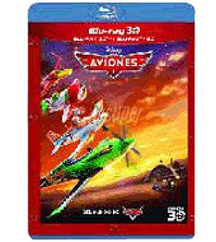 Disney Aviones BD 3D+ D-2D