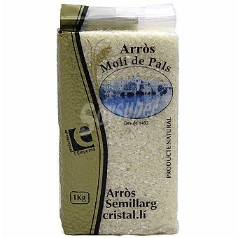 Moli de pals Arroz semilargo Paquete 1 kg