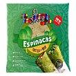 Tortillas de trigo espinacas 320 g El sarape