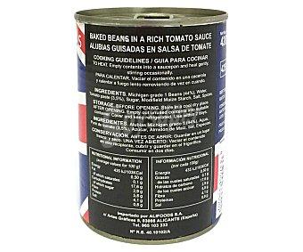 Tasty Alubias guisadas en salsa de tomate 420 gr