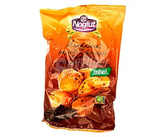 NOGLUT Magdalenas con pepitas de chocolate sin gluten (controlado por face) 170 g