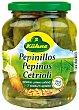 Pepinillos agridulces Frasco 185 g Kühne