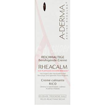 A-Derma Rheacalm crema calmante enriquecida Tubo 40 ml
