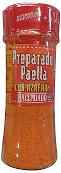 Hacendado Preparado paella (con azafran) Tarro 76 g