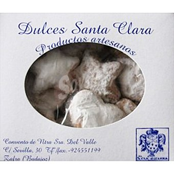 Dulces Santa Clara Mantecados de hojaldre Envase 500 g