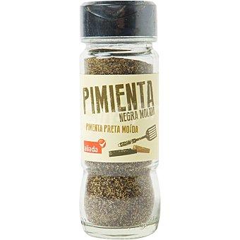 ALIADA Pimienta negra molida  tarro de 70 g